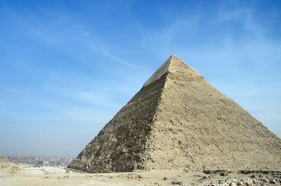 Curiosidades que você provavelmente não sabia sobre as pirâmides de Gizé