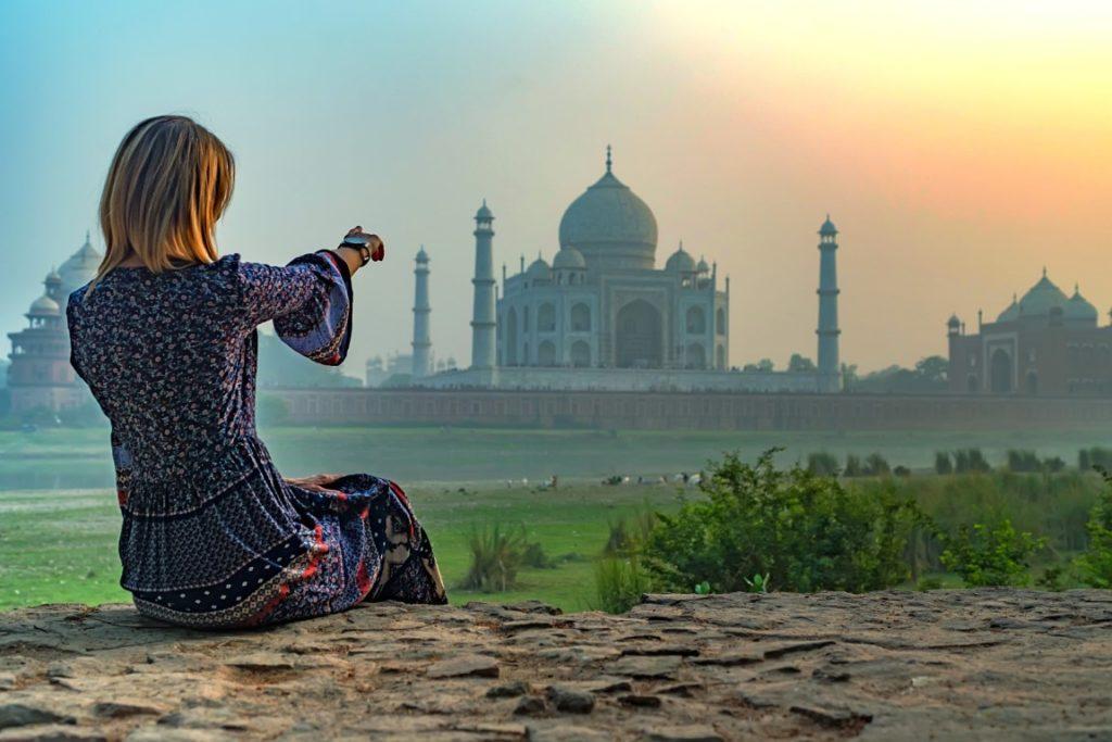 Amplidão mexicana e uma pergunta no Taj Mahal