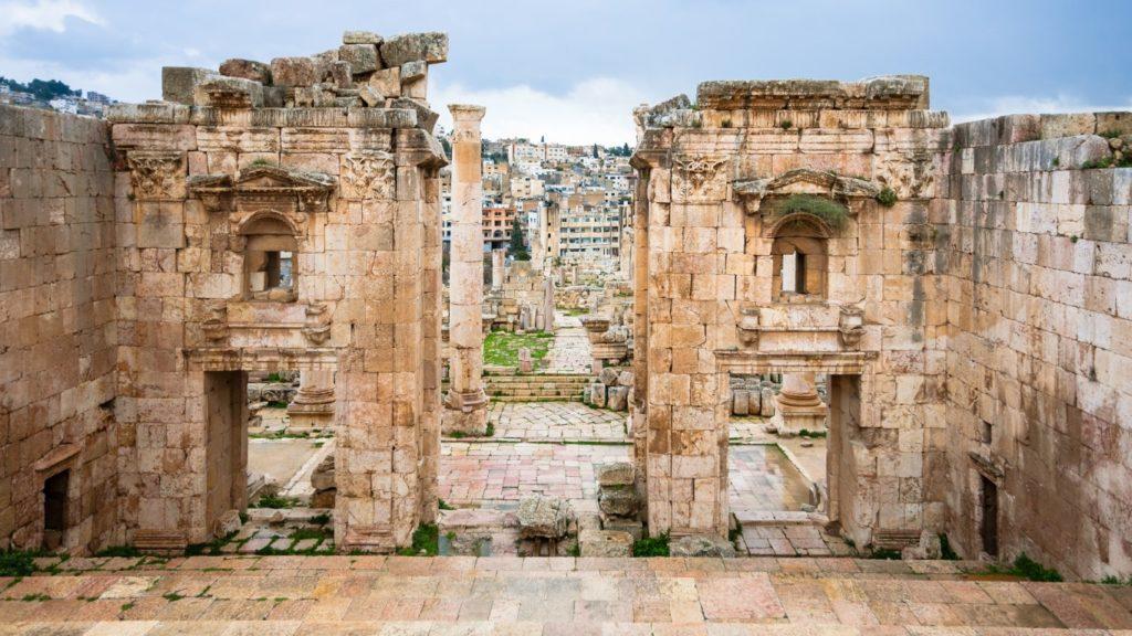 Templo de Artemis (SÉC. VI A.C.), uma das sete maravilhas da antiguidade